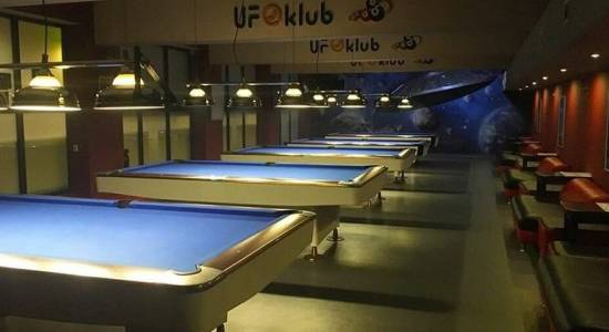 Klub bilardowy UFO